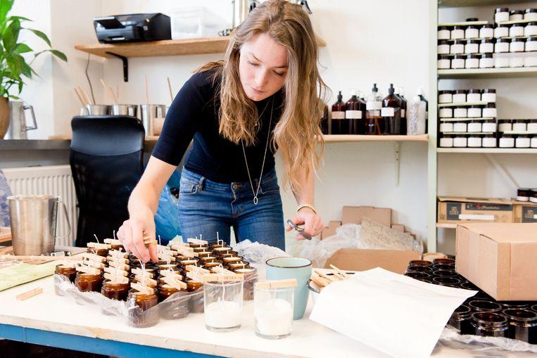 Trouw Brandt candles Giselle Habraken