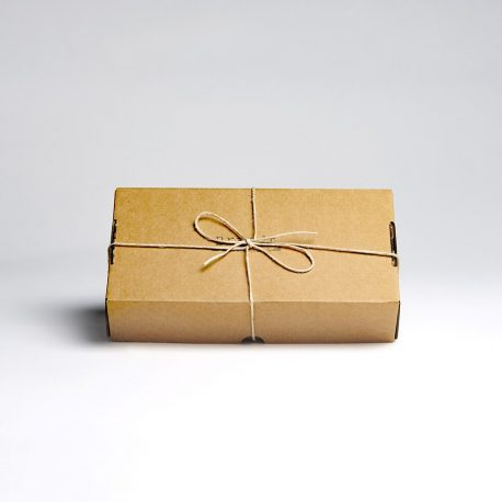 Cadeauset 4 Sojawas Kaarsen
